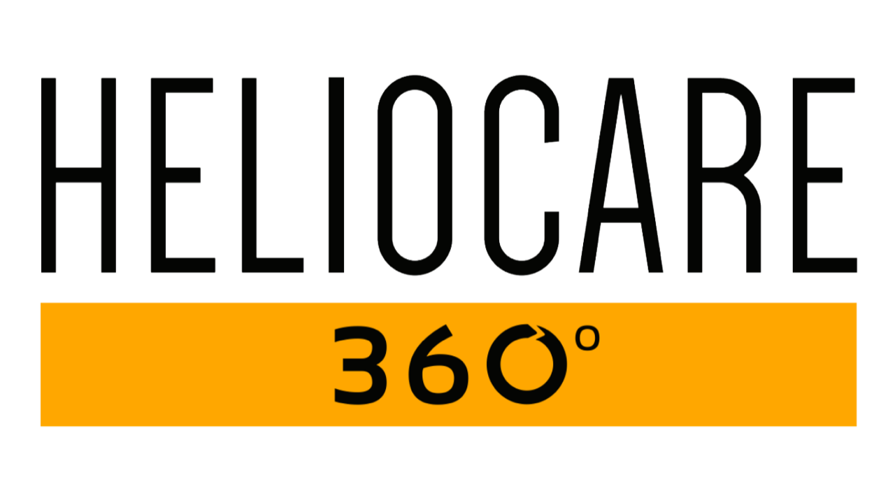 Heliocare 360 Logo Full Colour